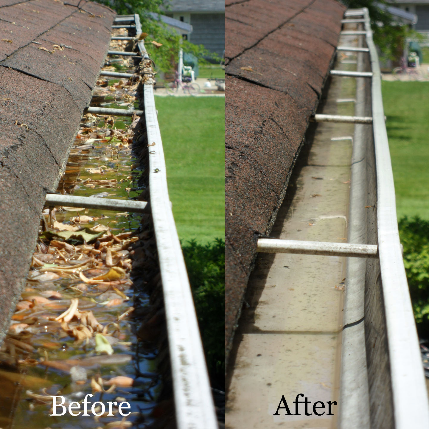 Gutter Cleaning 187 Iclean Edinburgh